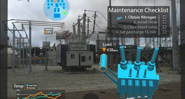 Offres réalité augmentée Entreprises - TechMyBiz