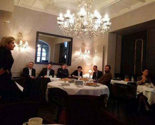 Conférence Ordonnances Macron - TechMyBiz