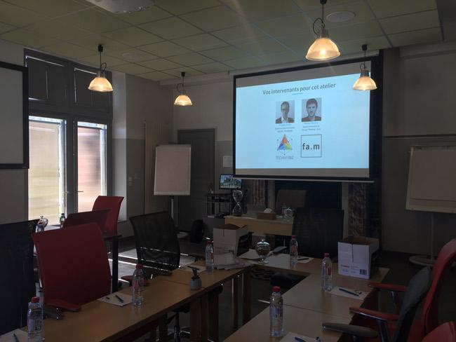 Atelier Business Model Legal Design - Agence Transformation Digitale Paris