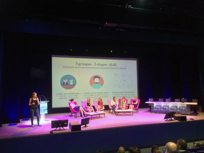 Congrès ACE 2018 - Agence Transformation Digitale